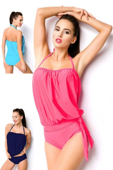 Damen Tankini, Bade-Set mit Top