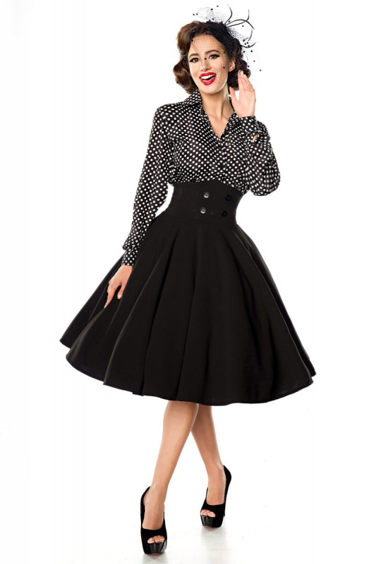 Schöne Petticoat, Rockabilly Kleider günstig kaufen